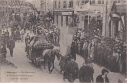 Bu - Cpa BOURGES - Fête Historique De L'Argentier Jacques Coeur - Char De St Eloi - Bourges