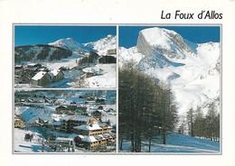 04 La Foux D'Allos Divers Aspects (2 Scans) - Otros Municipios