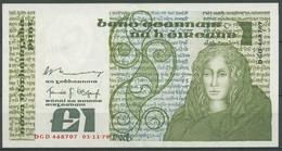 Irland 1 Pound 01.11.1979, Queen Medb, KM 70 B, Gebraucht (K65) - Irland