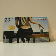 Phonecard - Switzerland - Swisscom - 20 Francs - Switzerland