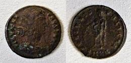 FAUSTA- SEGNO DI ZECCA SMKΔ (?) DA MEGLIO DETERMINARE (10/19) - 7. El Impero Christiano (307 / 363)