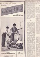 (pagine-pages)LA VESPA E IL CINEMA   Epoca1955/265. - Altri