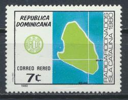 °°° REPUBBLICA DOMENICANA - Y&T N°366 PA - 1980 MNH °°° - Repubblica Domenicana
