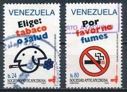 °°° VENEZUELA - Y&T N°1642/43 - 1993 °°° - Venezuela