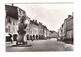 88 Remiremont La Grand Rue Vue D' Ensemble Des Arcades CPSM GF Edit Estel N°7334 - Remiremont