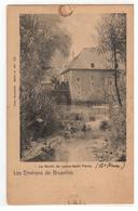 Leeuw-Saint Pierre  Le Moulin - Sint-Pieters-Leeuw