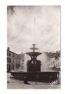 88 Remiremont Fontaine Monumentale Grandes Eaux CPSM PF Edit Estel N°7341 - Remiremont