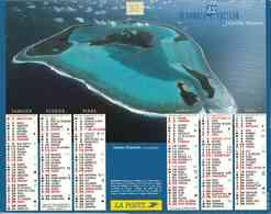 °° Calendrier Almanach La Poste 2006 Cartier Bresson - Dépt 32 - Polynésie Et Alaska - Kalenders