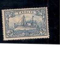 GERMAN COLONIES.....TOGO1900/17:Michel 17mh* - Colonie: Togo