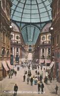 """4510"""" MILANO-GALLERIA VITTORIO EMANUELE """"ANIMATA-CART. POST.ORIG. NON SPED - Milano (Mailand)"""