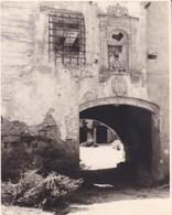 MONASTERE De SIJENA 1950 Photo Amateur Format Environ 7,5 Cm X 5,5 Cm - Lieux