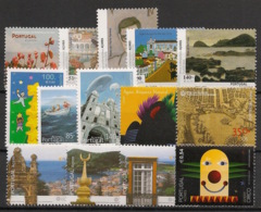 Açores - 1999-2002 - N°Yv. 460 à 473 - Complet - Neuf Luxe ** / MNH / Postfrisch - Azores