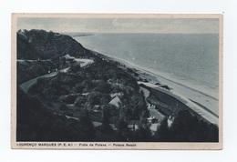 MAPUTO 1940years LOURENÇO MARQUES MOZAMBIQUE MOÇAMBIQUE  POLANA BEACH PRAIA DA POLANA AFRICA AFRIQUE AFRIKA - Mozambique