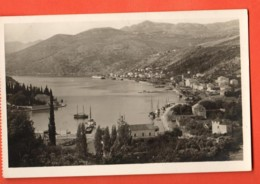 PEPC-09  Gruž Gravosa Near Dubrovnik. Used With Swiss Stamp In 1936 - Croatie