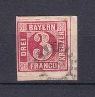 Bayern - 1862 - Michel Nr. 9 C - 50 Euro - Bavaria