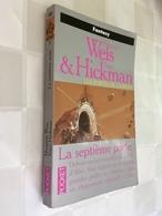 POCKET Fantasy N° 5582    La Septième Porte    LES PORTE DE LA MORT    Margaret WEIS & Tracy HICKMAN - Presses Pocket
