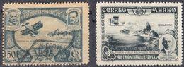 ESPAÑA - SPAGNA - SPAIN - ESPAGNE - 1930 - Lotto Composto Da 2 Valori Usati Di Posta Aerea: Yvert 75 E 79. - Poste Aérienne