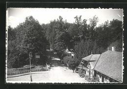 AK Bad Sovata, Teilansicht Mit Häusern Am Park - Romania