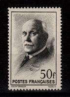 YV 525 N* Petain Cote 3,20 Euros - Unused Stamps