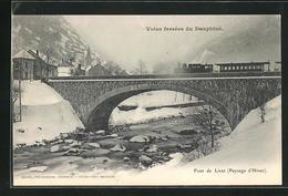 CPA Livet, Pont De Livet - Unclassified