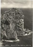 W3697 Alghero (Sassari) - Sperone Di Capo Caccia - Faro Phare Lighthouse / Viaggiata 1962 - Altre Città