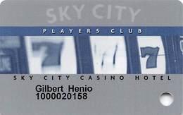 Sky City Casino - Acoma, NM -  Slot Card - Casino Cards
