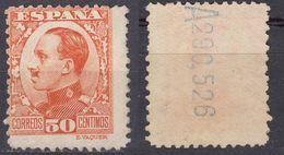 ESPAÑA - SPAGNA - SPAIN - ESPAGNE - 1930 - Yvert 411 Nuovo Con Gomma Usurata E Non Uniforme. - Nuovi