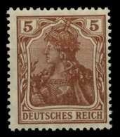 D-REICH INFLA Nr 140a Postfrisch X7193CE - Deutschland