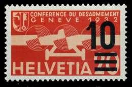 SCHWEIZ FLUGMARKEN Nr 291 Postfrisch X73CF5E - Luchtpostzegels