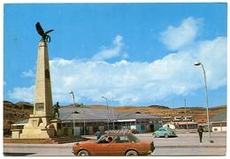 PERU : CERRO DE PASCO - MONUMENTO A SOLDADO DESCONOCIDO (10 X 15cms Approx.) - Peru