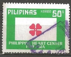 1975 50s Heart Center, Used - Philippines