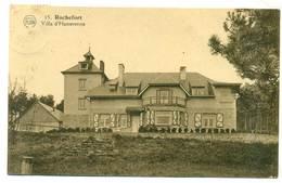 France Rochefort Villa D'Hamerenne 1925 R - Altri