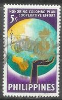 1961 Columbo Plan, 5c, Used - Philippines