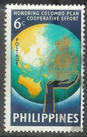 1961 Columbo Plan, 6c, Used - Philippines