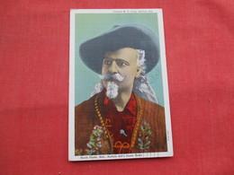 Colonel W.F. Cody  Buffalo Bill     Ref 3451 - Historical Famous People