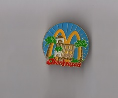 Pin's McDonald's / Mac Donald's Oberhausen (époxy) - McDonald's