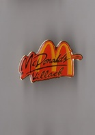 Pin's McDonald's / Mac Donald's Villach Autriche (époxy) - McDonald's