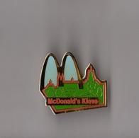 Pin's McDonald's / Mac Donald's Kleve (époxy) - McDonald's