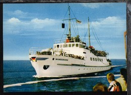MS Wangerooge - Steamers