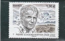 FRANCE 2018 PIERRE SCHOENDOERFFER NEUF YT 5265 - Francia