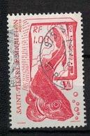 SAINT PIERRE ET MIQUELON     N° YVERT  :  472          OBLITERE     ( OB   03/62  ) - St.Pierre & Miquelon