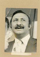 Photo Originale . Prise D'otages à L'ambassade D'IRAK  à  PARIS En 78  Le Général  SALEH  MENDI AMASN  Ambassadeur - Guerre, Militaire