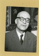 Photo Originale . MAURICE PATIN  Magistrat ,   Jugera Les  MUTINS D'ALGER  En 1961 - Guerre, Militaire