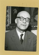 Photo Originale . MAURICE PATIN  Magistrat ,   Jugera Les  MUTINS D'ALGER  En 1961 - Krieg, Militär