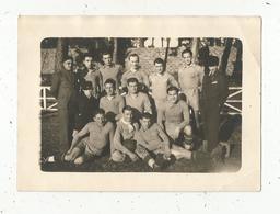 Photographie , Sports , S.A.A , à Identifier,  Voir écusson,180 X 130 Mm, Frais Fr 1.65 E - Sports
