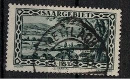 SARRE     N° YVERT  :  108     OBLITERE     ( OB   03/62  ) - 1920-35 Société Des Nations