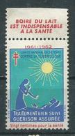 Timbre France Vignette - Commemorative Labels