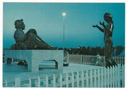 IRAQ BAGHDAD Shahrazad And Shahryar , Monument -   Old Postcard - Iraq