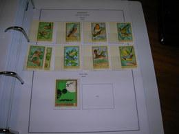 Ungheria PA 1973 Uccelli Birds   Scott.C 341+See Scan On Scott.page; - Posta Aerea