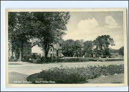 U7140/ Wedel Schulau  Adolf-H-Platz AK Ca.1940  - Allemagne